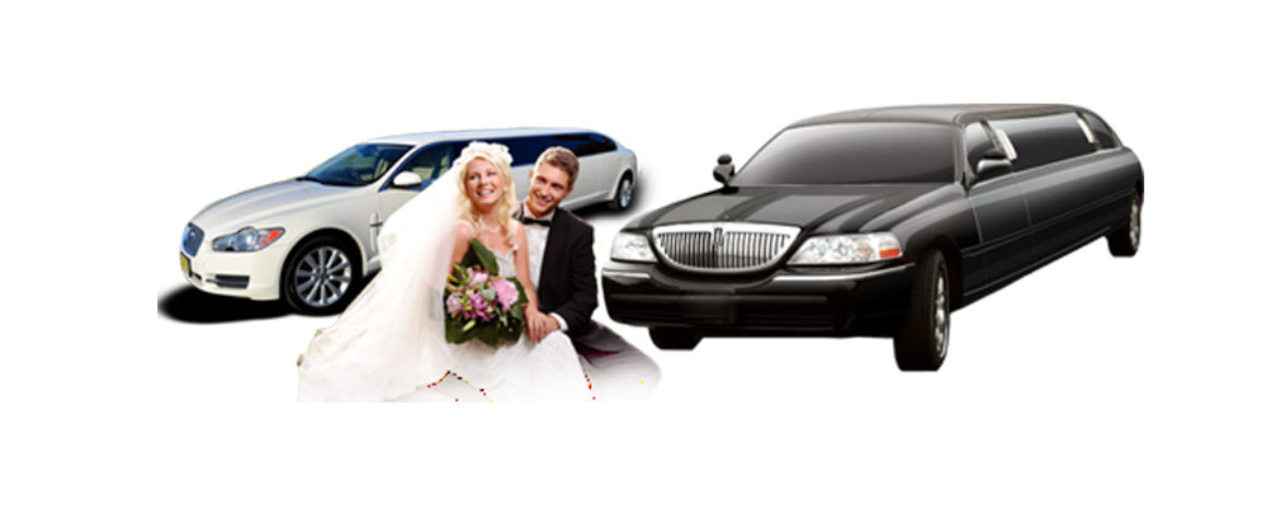 For what reason should limo be considered by newly weds?